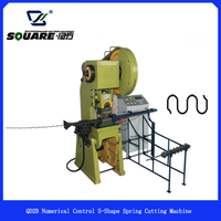QD2B Numerical Control S-shape Spring Cutting Machine