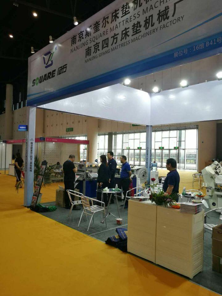 CBJ automatic mattress material marking and cutting machine