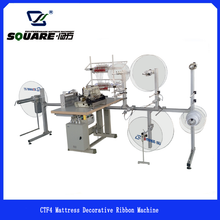 CTF4 Mattress Decorative Ribbon Machine