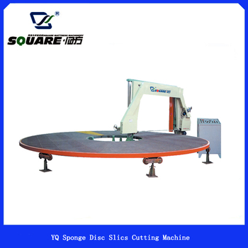 YQ Sponge Disc Slics Cutting Machine