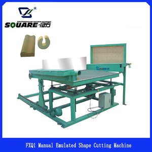 FXQ1 Manual Emulated Shape Cutting Machine