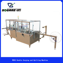 WKH2 Double Serging and Quilting Machine for mattress border