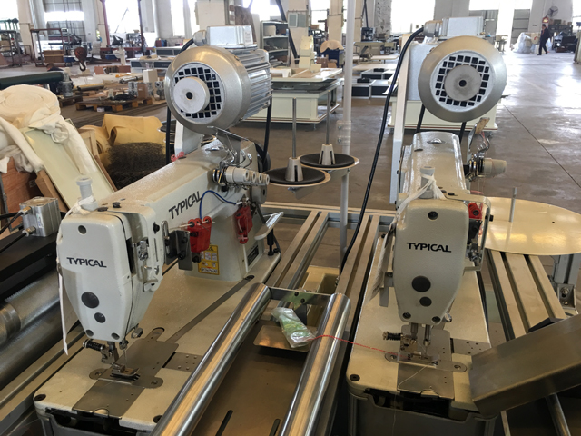 CFF2 Automatic Faux Euro-top Sewing Machine