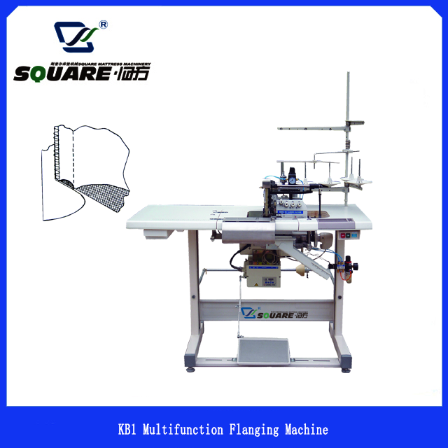 KB1 Multifunction Flanging Machine