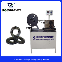 JH Automatic S-Shape Spring Winding Machine