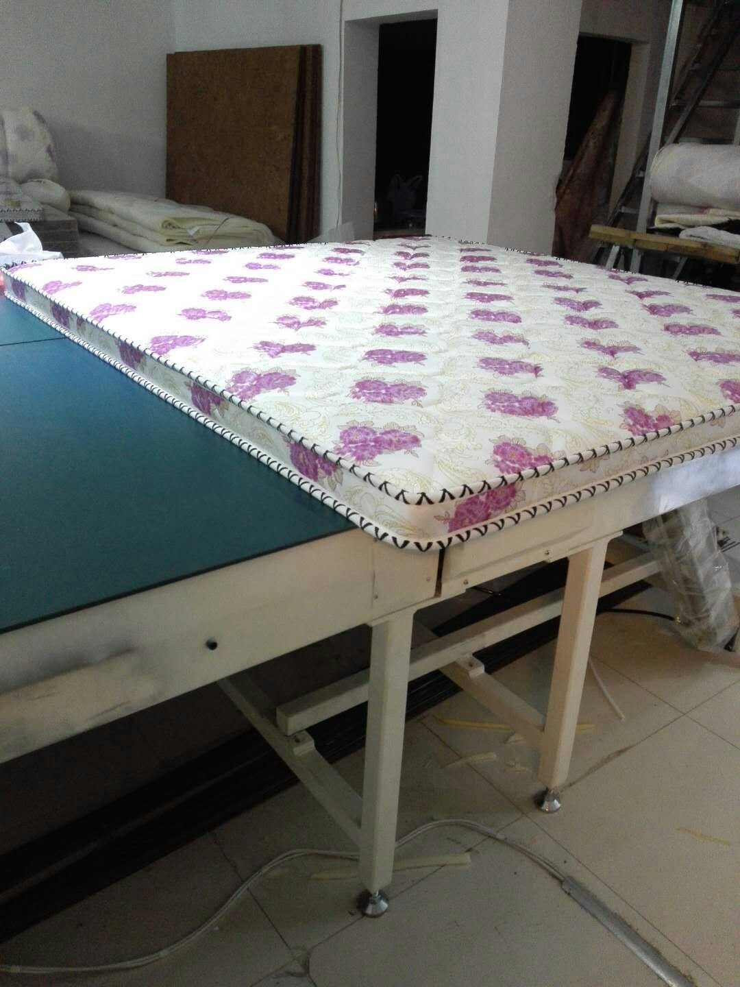 Coir mattress finished sewing