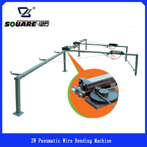 ZW Pneumatic Wire Bending Machine