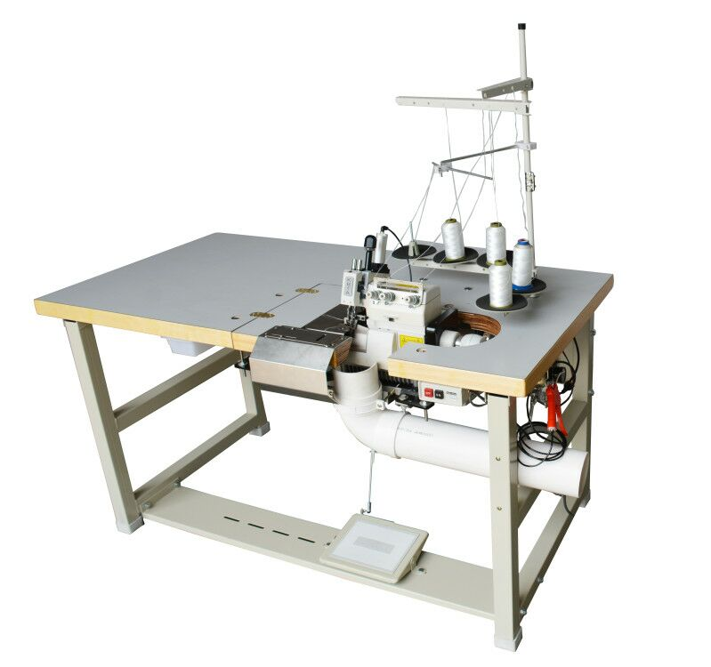 Is mattress flanging machine for more thick fabric more better? - don't buy more, suitable is the best [Square]