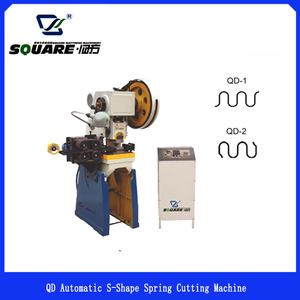 QD Automatic S-Shape Spring Cutting Machine