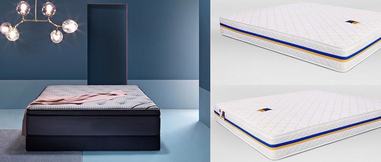 mattress maded by FB6 tape edge machine