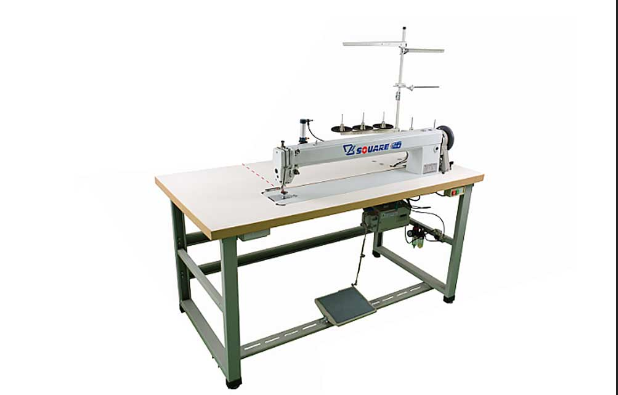 old long arm quilting repair machine